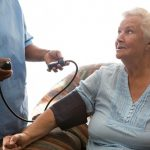 une résidence médicalisée pour personnes âgées à Nice